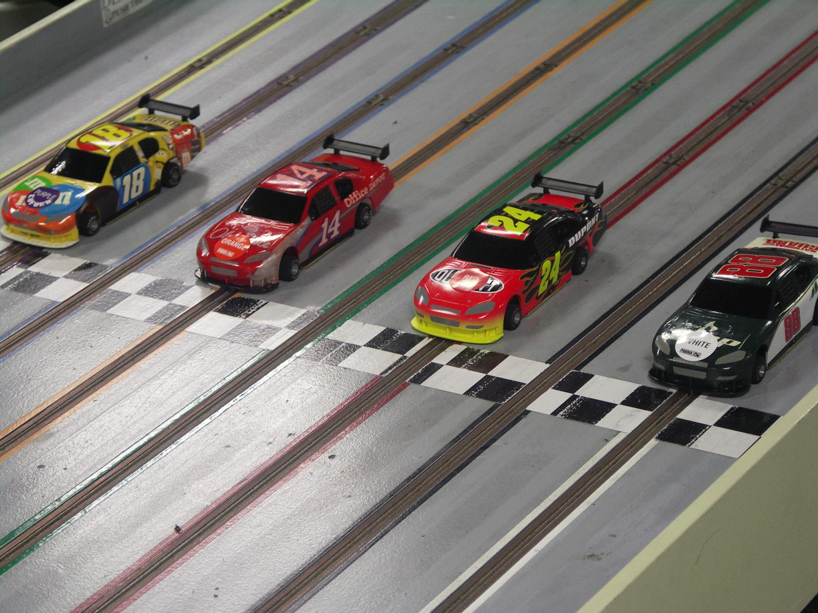 Slot car racing swansea